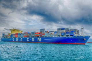 Capital Product Partners L.P. Announces the Delivery of the M/V CMA CGM Magdalena to Its New Owners