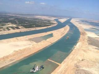 Suez Canal to channel leading-edge research to stay at the max