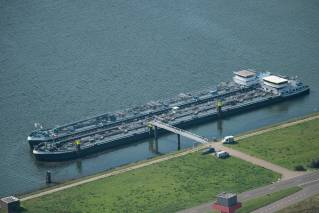 Port of Rotterdam Authority to launch new trial with mixed mooring