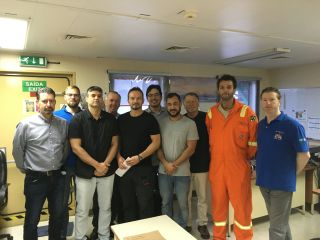 OOS International takes over the ship management of Semi-Submersible Drillship ODN DELBA III