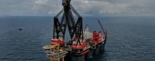 Sleipnir wraps up Aker BP's Hod B project with successful topside installation