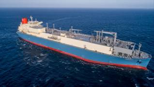 Indian Register of Shipping classes first Indian owned LNG-FSRU for Triumph Offshore