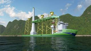 CSBC-DEME Wind Engineering Enters Into An Early Works Contract For The Very First Taiwan-Built Offshore Wind Installation Vessel