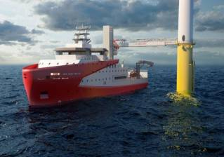 Royal IHC and Marin Successfully Complete DP Testing On Autonomous SOV