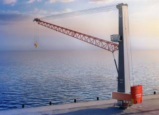 Brazilian terminal orders three new Konecranes Generation 6 Mobile Harbor Cranes to increase capacity, competitiveness