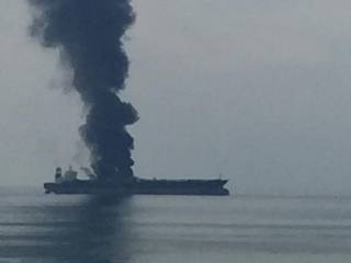 Death toll rises to four in Sharjah oil tanker fire