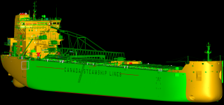 Deltamarin Collaborates With CSL To Design A New Self-Unloading Bulk Carrier