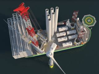 OHT Enters Turbine Installation Market