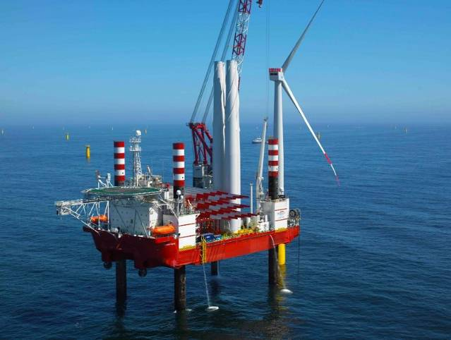 Seajacks International awarded turbine installation contract for the Akita Port and Noshiro Port offshore wind farms