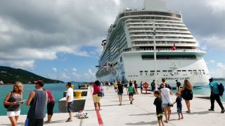 What to Do If Your Cruise Ship Sails Away Leaving You Behind on the Dry Port