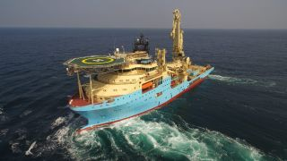 Maersk Supply Service brings second I-class vessel to Mexico