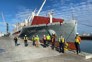 Port of Hueneme Welcomes Del Monte Valiant Vessels