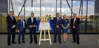Southampton's newest cruise terminal officially opened