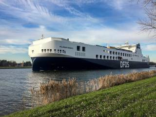 DFDS aims for greener ferries from alternative fuel project