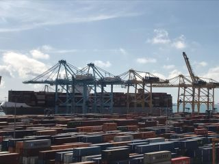 New productivity records set at APM Terminals Barcelona
