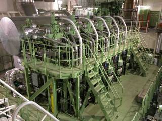 New Times Shipbuilding ordered three MAN B&W 6G70 ME-GI engines for 3 new EPS bulk carriers