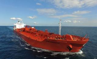 Bow Prosper enters Odfjell's fleet (Video)