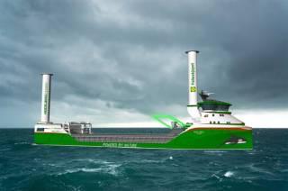 Norwegian Ship Design chosen to design the world's first hydrogen powered cargo ship