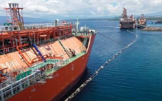 Karpowership launches first LNG-to-power project in Indonesia