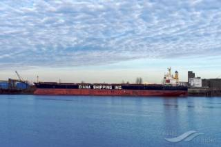 Diana Shipping Announces Time Charter Contract for mv Melia with Ausca