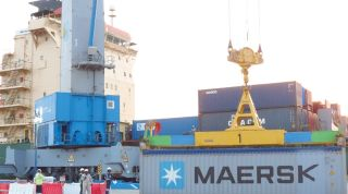 Port of Duqm receives Maersk's debut container shipment