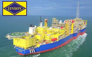 Yinson Awarded Pre-Feed Contracts by Total For FPSO Projects In Angola and Suriname