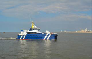 First Dutch delivery for Damen's new Fast Crew Supplier