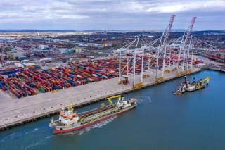 DP World announces £40mln pounds worth of investment at its Southampton terminal to meet growing customer demand over the next decade