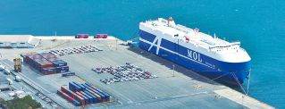 MOL and e5 Lab Launch Study on Hydrogen Hybrid Pure Car Carrier