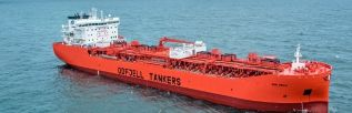Bow Orion wins 'Tanker Ship of the Year' award