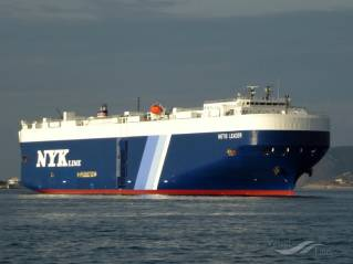 Japanese vehicles carrier arrested in Melbourne over crew change