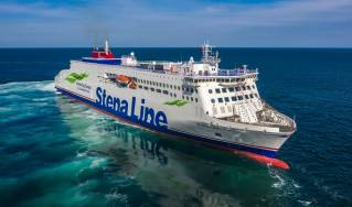 Stena Line adds new temporary ferry service between Holyhead and Belfast
