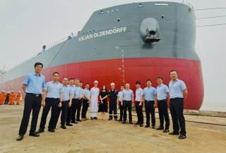 Oldendorff Carriers newbuilding programme in full swing