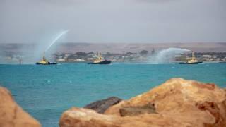 Svitzer Australia's newest tug to serve Port of Geraldton