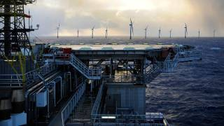 Equinor: Construction starts on the world's largest floating offshore wind farm