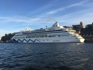 Record cruise passenger numbers for Ports of Stockholm in 2019
