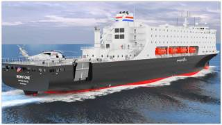 TOTE Services Announces Contract To Construct New Class Ships