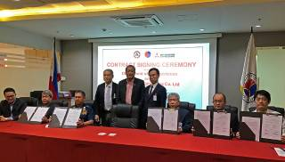 Mitsubishi Shipbuilding Signs Contract for Two Multi-Role Response Vessels for the Philippines