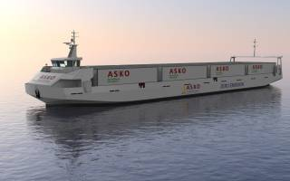 CSL inks contract to build Autonomous Electric Vessels for ASKO Maritime AS