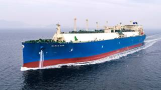 Air Lubrication Systems Gain Traction as Fuel-Saving Tool for LNG Carriers