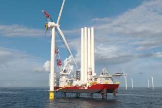 Eneti Inc. Announces a Contract for the Construction of One Next-Generation Offshore Wind Turbine Installation Vessel