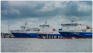 DFDS adapts Northern Baltic ferry services to pandemic