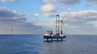 Northwester 2 completes turbine installation of first 9.5MW platform
