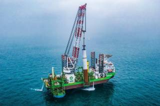 Halfway Mark On Foundation Installation At Borssele 1 & 2 Offshore Wind Farm With Record Installation Cycles
