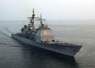 US Navy Awards BAE Systems $175 Million for Guided-Missile Cruiser Modernization