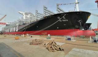 Yang Ming to Add Two 11,000 TEU Vessels, YM Triumph and YM Truth