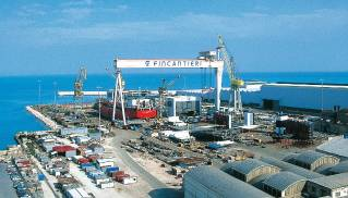 Fincantieri: Stoppage of production activity further extended