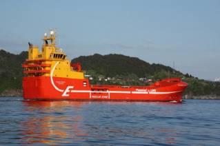 Eidesvik Offshore erhält Auftrag für PSV Viking Queen