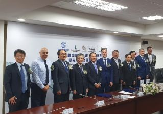 Hai Long OWF and CSBC DEME Wind Engineering join forces for the first large-scale Balance of Plant contract in Taiwan offshore wind