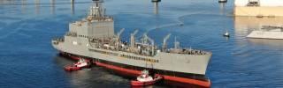 General Dynamics NASSCO Begins Construction on Fourth Ship in the T-AO Fleet Oiler Program for the U.S. Navy